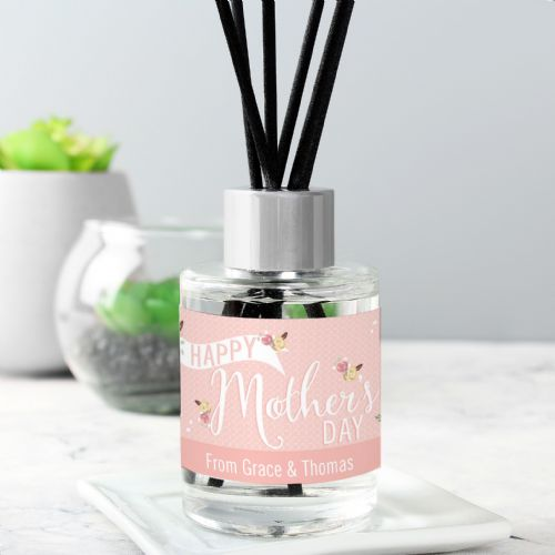 Personalised Mother's Day Reed Diffuser